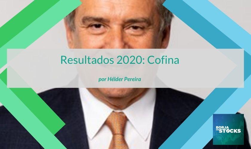 Resultados 2020: Cofina