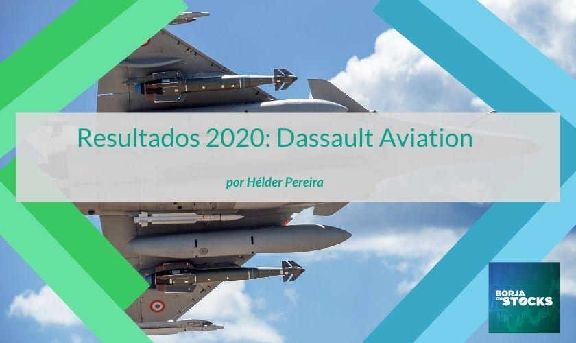 Resultados 2020: Dassault Aviation