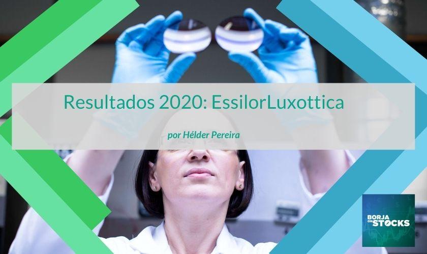 Resultados 2020: EssilorLuxottica