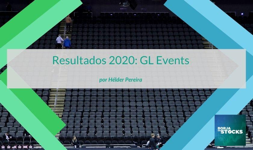 Resultados 2020: GL Events