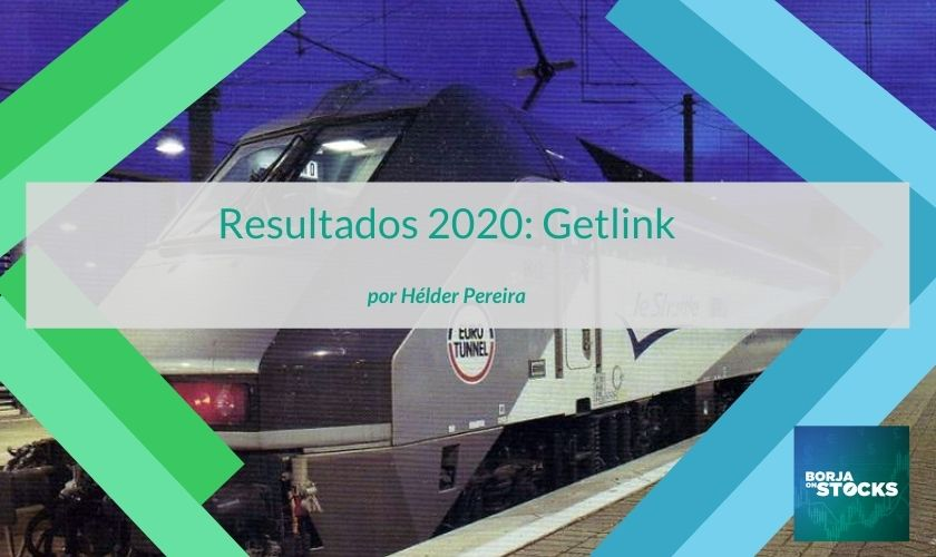 Resultados 2020: Getlink