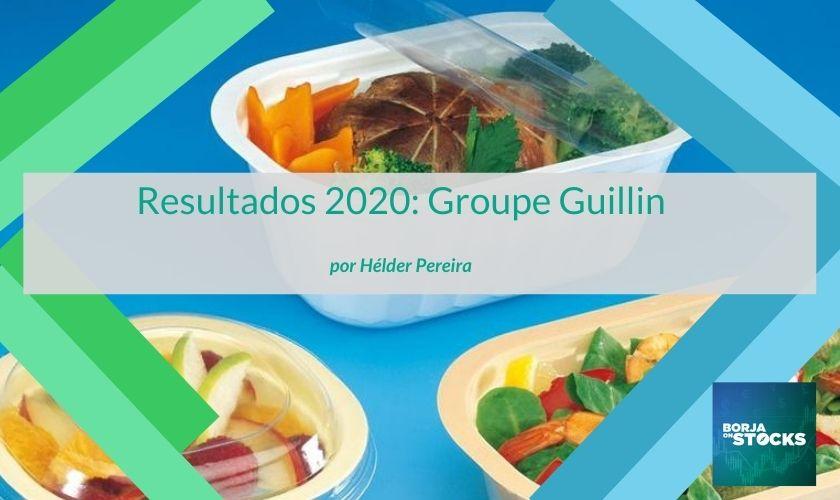 Resultados 2020: Groupe Guillin