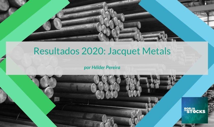 Resultados 2020: Jacquet Metals