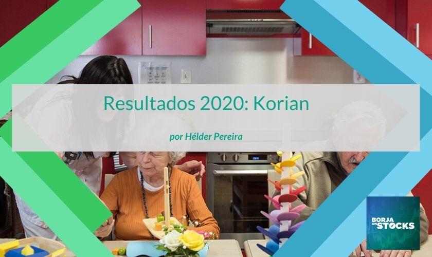 Resultados 2020: Korian