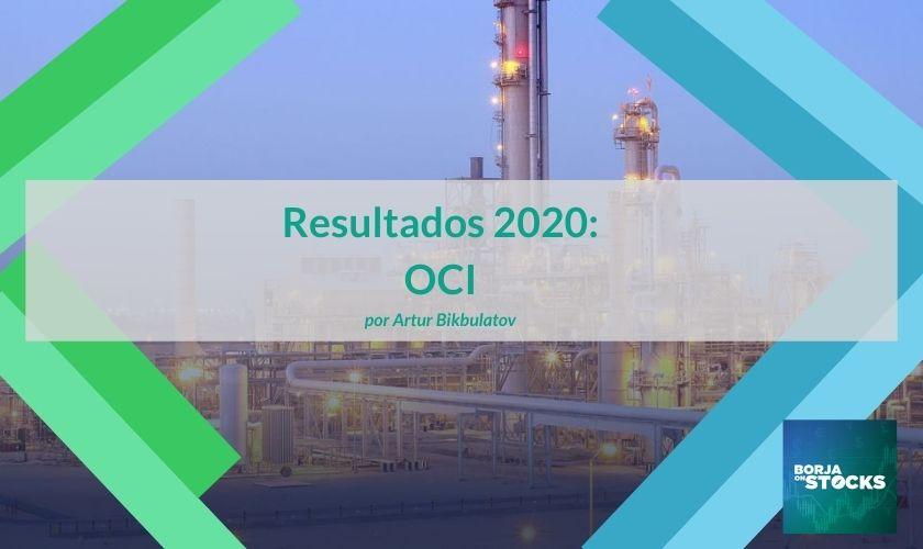 Resultados 2020: OCI