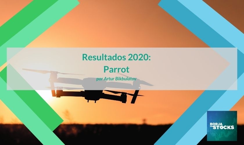 Resultados 2020: Parrot