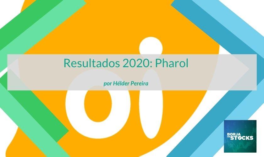 Resultados 2020: Pharol