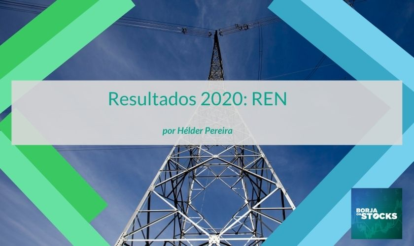 Resultados 2020: REN