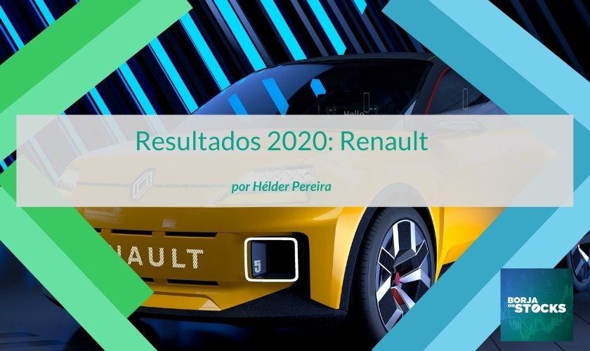 Resultados 2020: Renault
