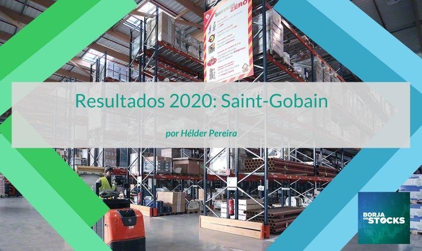 Resultados 2020: Saint-Gobain