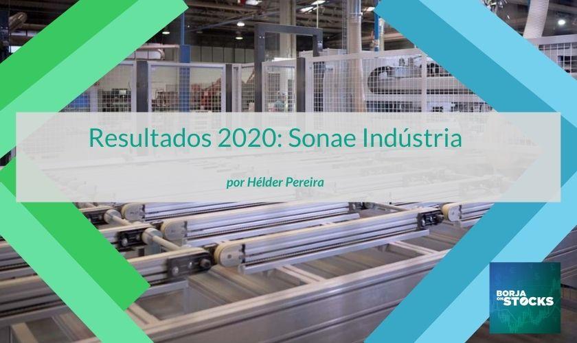 Resultados 2020: Sonae Indústria