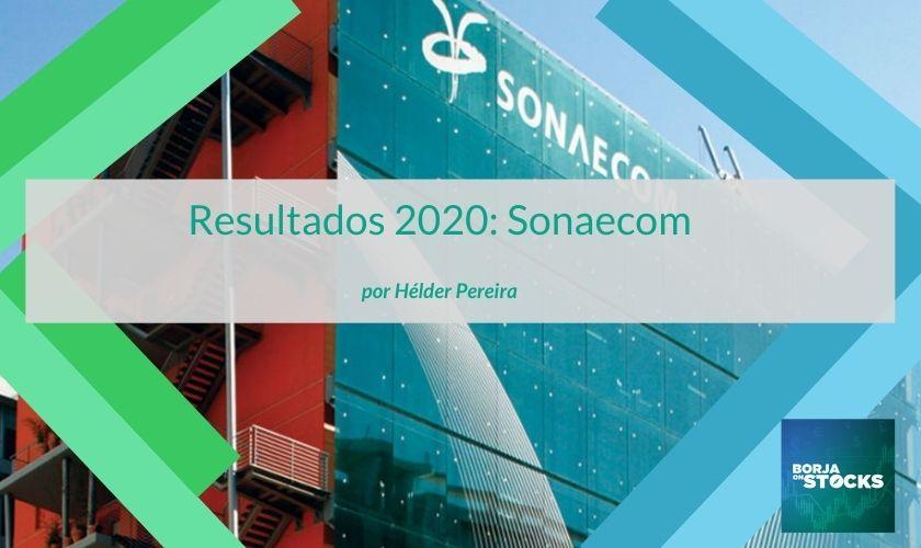 Resultados 2020: Sonaecom
