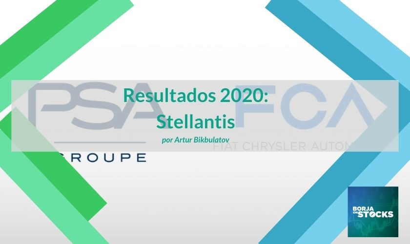 Resultados 2020: Stellantis