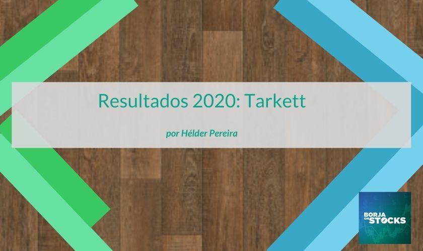 Resultados 2020: Tarkett