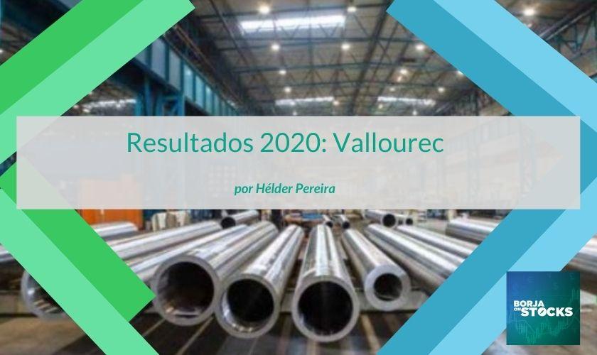 Resultados 2020: Vallourec