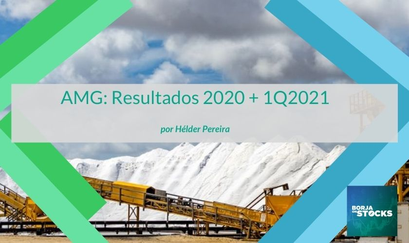 AMG: Resultados 2020 + 1Q2021