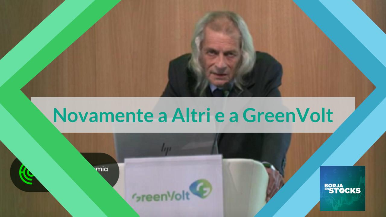 Novamente a Altri e a GreenVolt