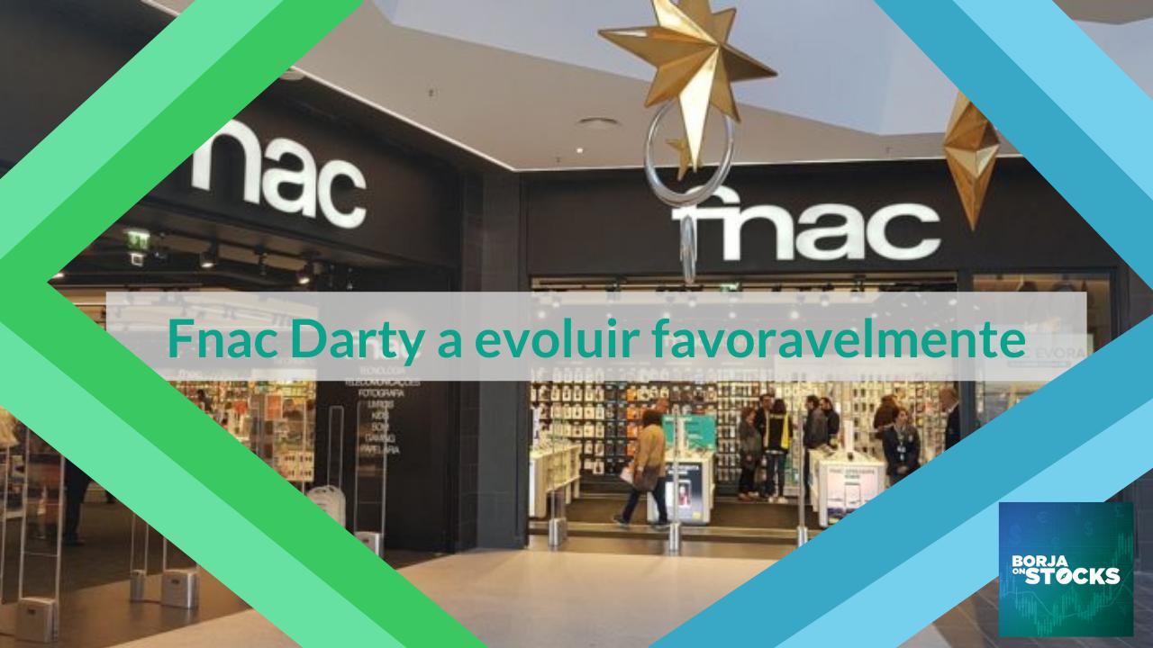 Análises às ações da FNAC Darty (Euronext Paris)