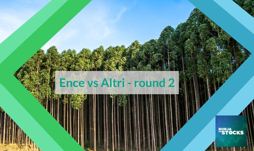 Ence vs Altri - round 2