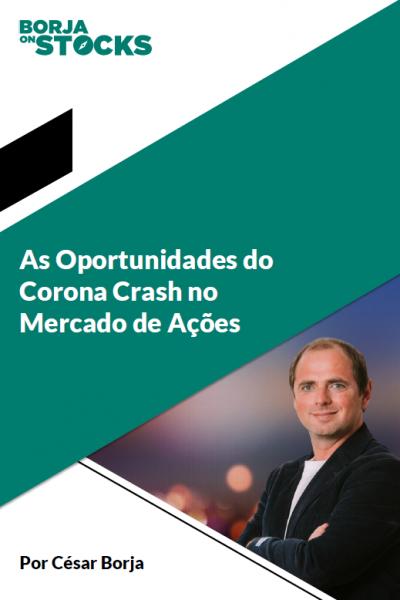As Oportunidades do Corona Crash no Mercado de Ações