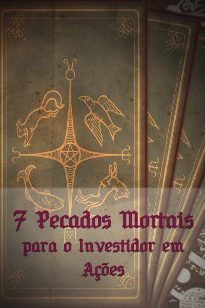 7 pecados do investidor em ações - ebook gratuito